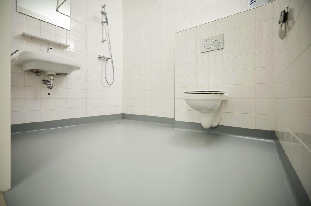 Onderhoud badkamer